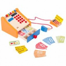 Cash Register Wooden - Hape